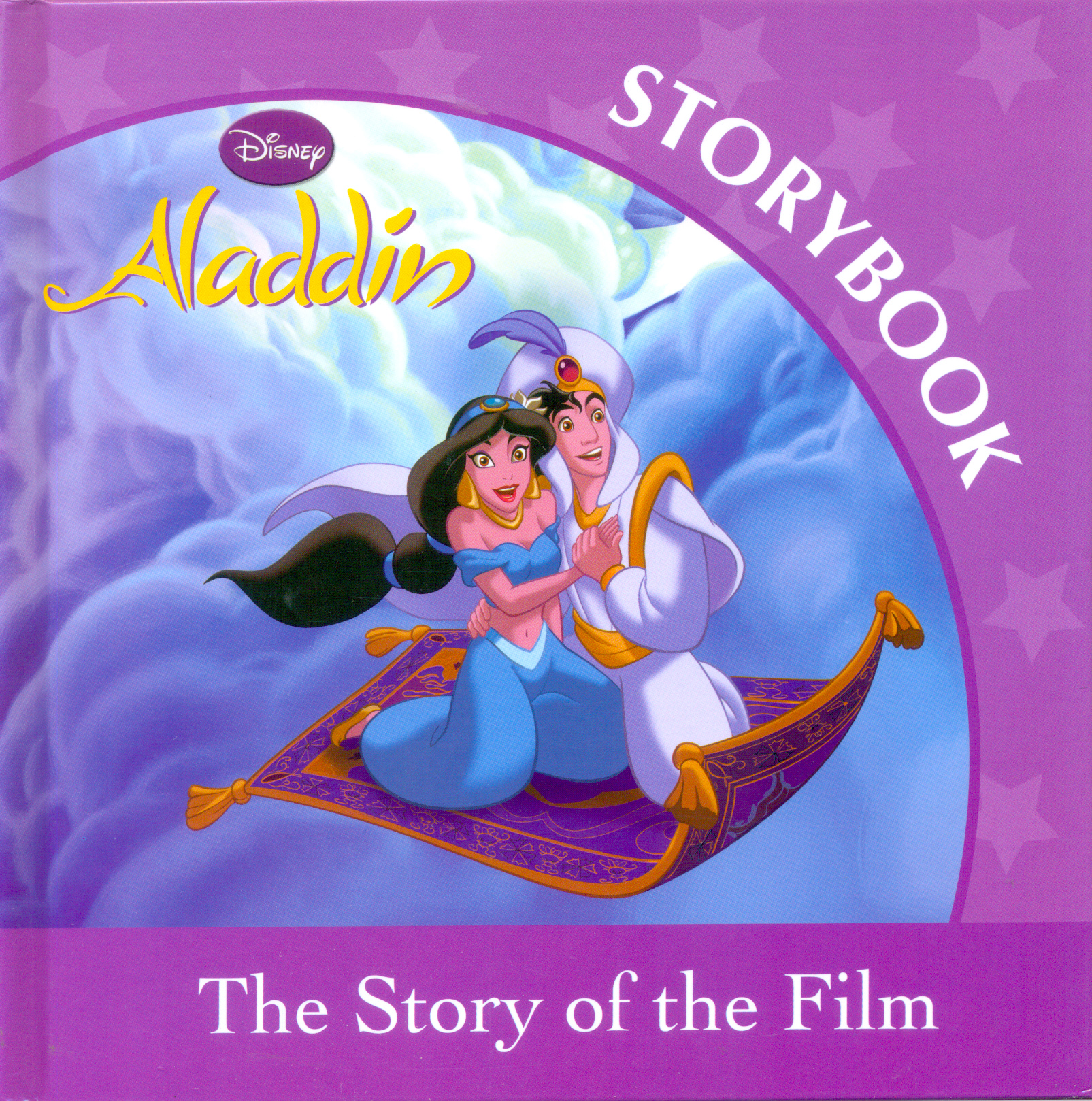 Disney Aladdin Storybook : The Story Of The Film